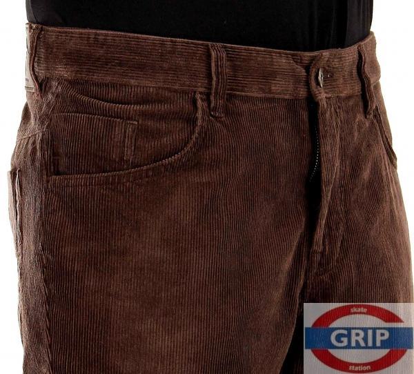Manšestrové kalhoty Funstorm - skateshop-grip 678150fe42