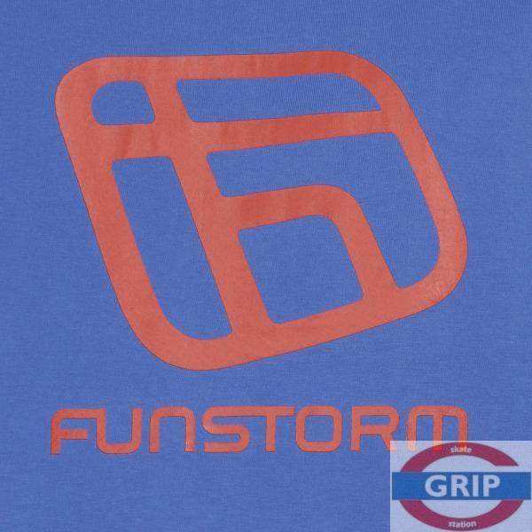 Pánské tričko Funstorm I.D. blue